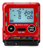 portable industrial gas detectors
